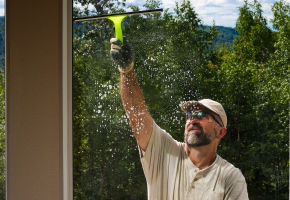 household window cleaner